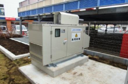 自動発電装置
